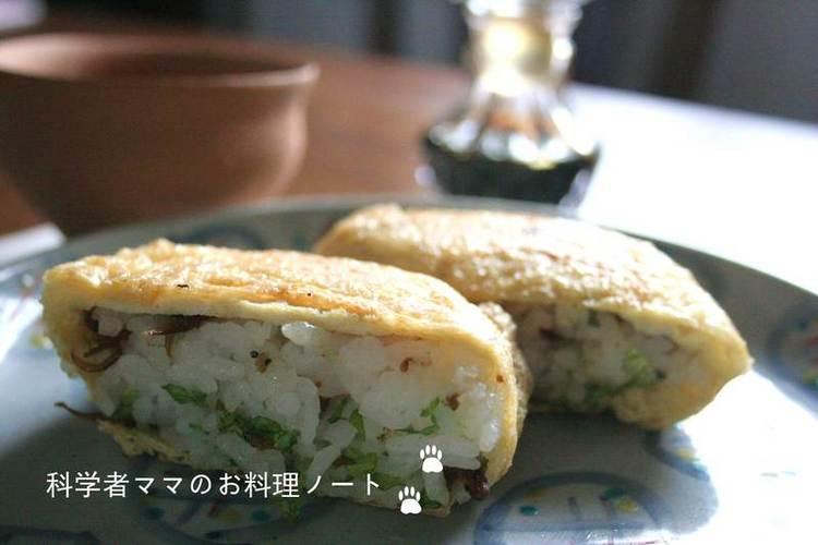 焼き稲荷 by:nickyさん