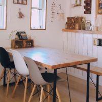 落ち着き+スタイリッシュ!「カフェ風スペース」の作り方3つ