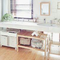 水回りをすっきり清潔に☆「トイレ・バスルーム」の片づけ術5選