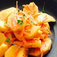 ビタミンCで風邪予防!旬の「柿」を味わう朝食レシピ5選