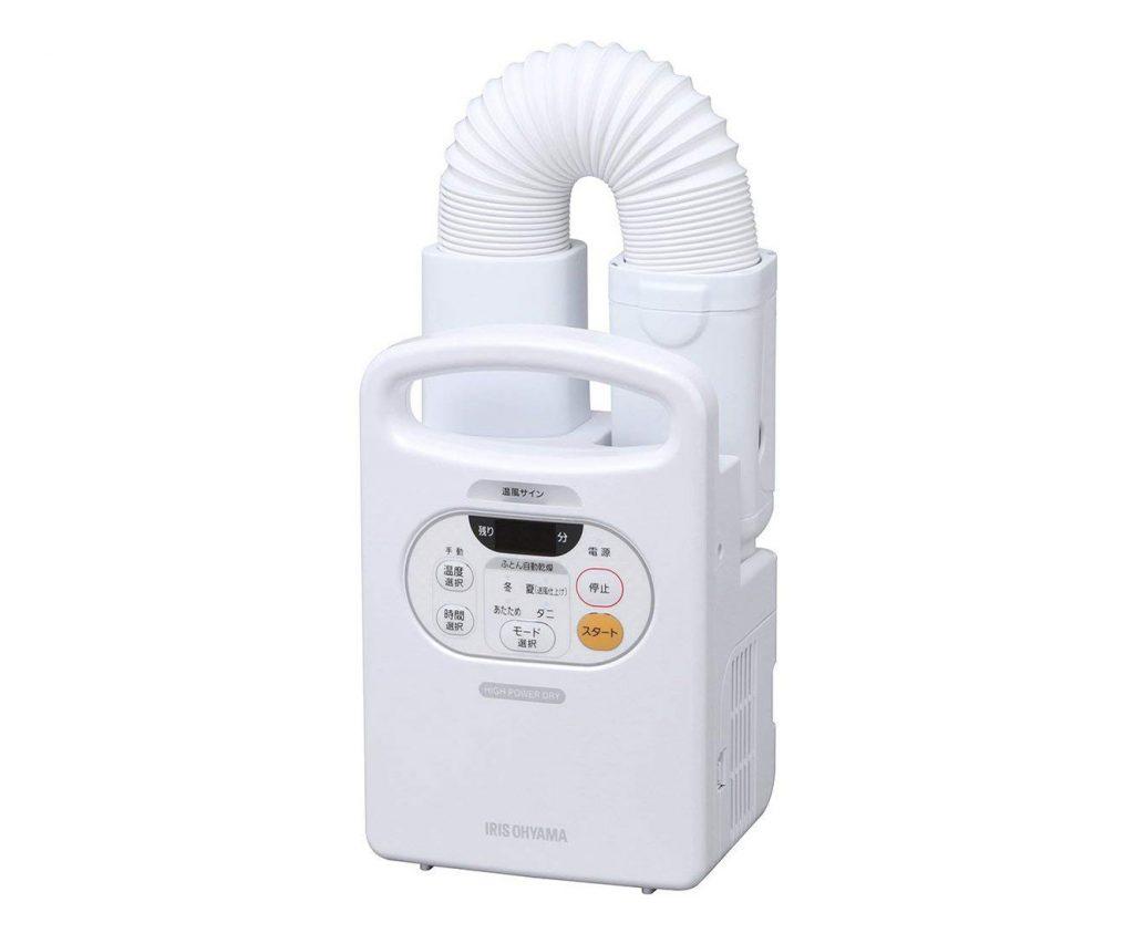 アイリスオーヤマ 布団乾燥機 温風機能付 カラリエ ¥8,580(※記事公開時の価格です)