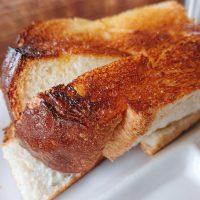 【京都】早朝のパン屋さんで味わう超厚切りトースト!@ゲベッケン