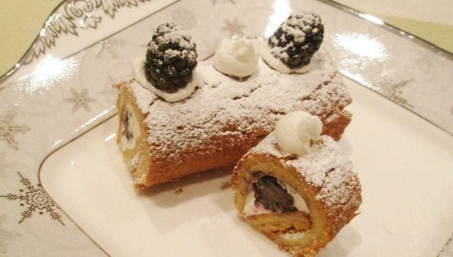 ホットケーキ ベリーロール by:雪葉さん