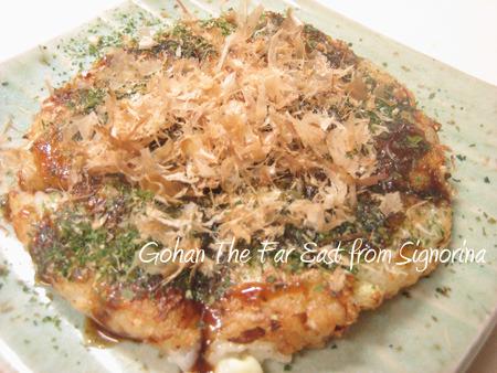 ふわトロ~♪ 長芋とキャベツのお好み焼き by:シニョリーナさん