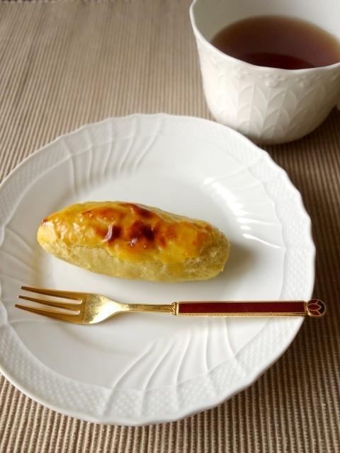 オーブントースターで簡単スイートポテト by:Y'sさん
