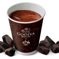 冬の朝に至福のひとときを♪数量限定!ローソン×GODIVA初の「ホットチョコレート」