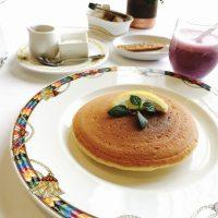 ホテル最上階のレストランで頂く♪ホテル朝食☆【ウェスティンホテル東京】