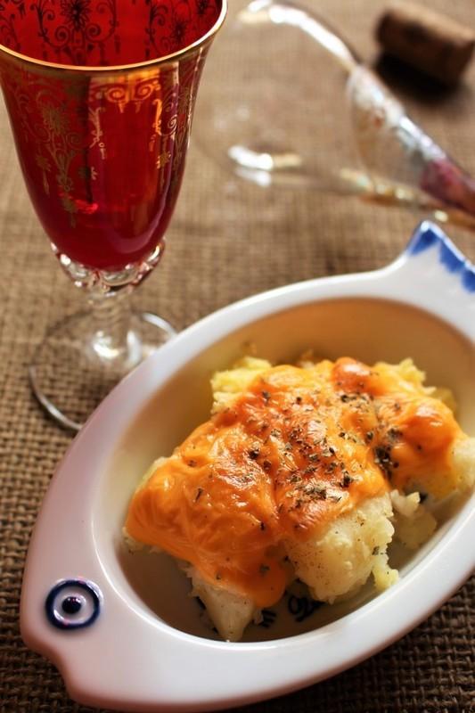 <ポテトのスパイシーチーズ焼き> by:はーい♪にゃん太のママさん
