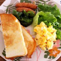 見た目も時短も叶う♪楽ちん「ワンプレート朝食」アイデア6選