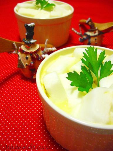 ★ふわふわ綿雪の茶碗蒸し★ by:みぃさん