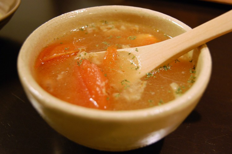 超簡単!!トマトオニオンスープ by:lakichiさん