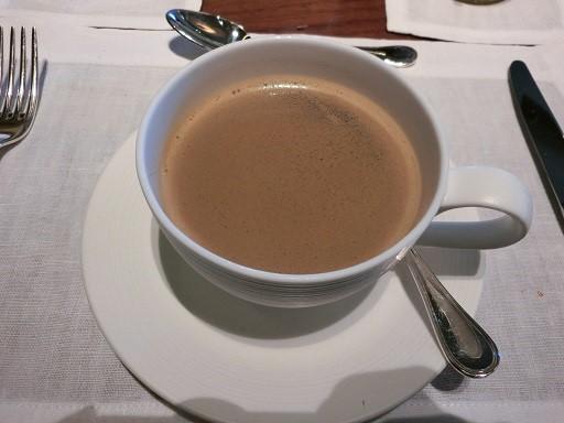 ピエール・エルメのブレックファーストのコーヒー