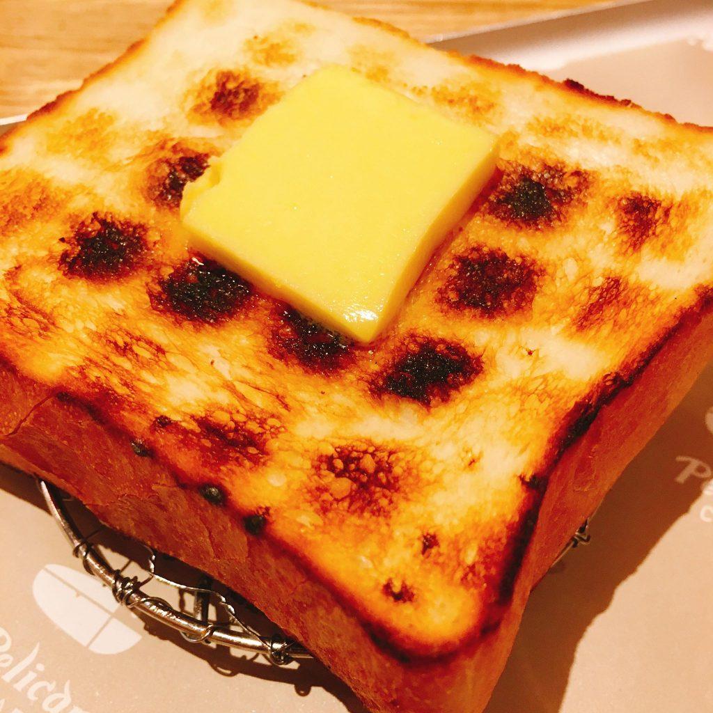 炭焼きトースター