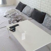 ゆったりリラックス♪「ソファなし」でもくつろげるお部屋の実例3つ