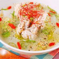 炊飯器のボタンひとつ!手軽な材料で簡単あったか「サムゲタン風スープ」♪