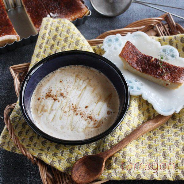 インスタントコーヒーで手軽に作ろ♪混ぜるだけで簡単「はちみつミルクラテ」 by:タラゴン(奥津純子)さん