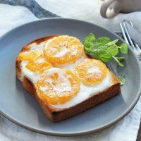 冬の定番!「みかん」でつくる簡単アレンジ朝食2種