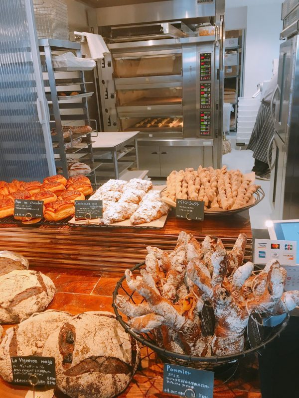 「パン デ フィロゾフ」のパンたち