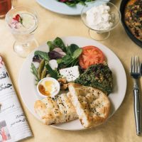 2月3月は原宿&外苑前でイラン旅行♪世界の朝食レストラン「ワールド・ブレックファスト・オールデイ」