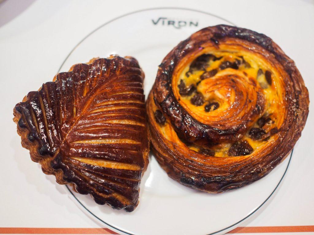 VIRONの朝食のパン