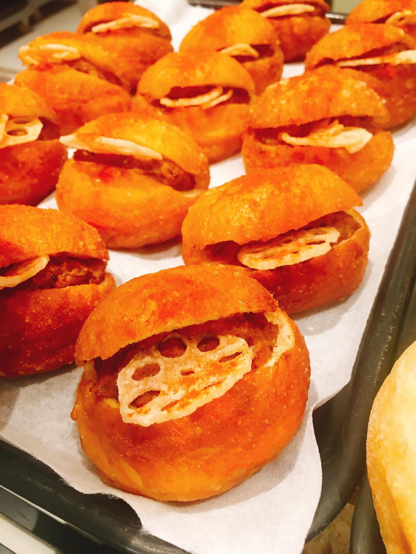 ル・プチメック日比谷のカレーパン