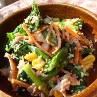 毎朝のスタメン野菜♪ささっと簡単「小松菜」普段着レシピ5選