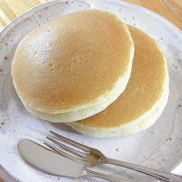 しっとりもっちりがおうちで簡単に!無印良品「米粉のパンケーキミックス」♪