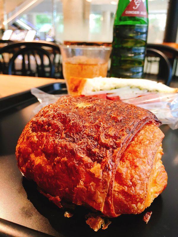 ル・プチメック日比谷のパンオショコラ