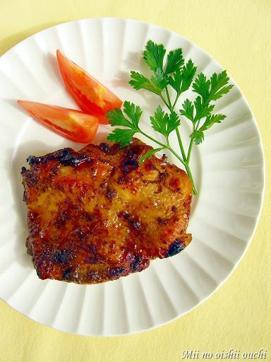 バルサミコ風味のグリルチキン♪ by:みぃさん