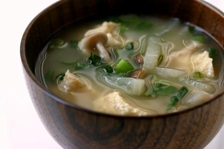 くずし高野豆腐の味噌汁 by:千種さん