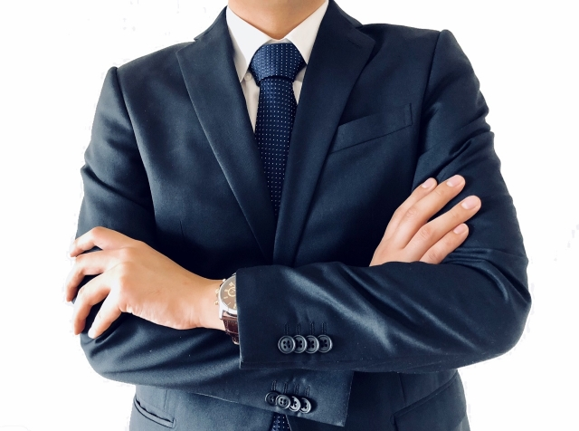 高そうなスーツ