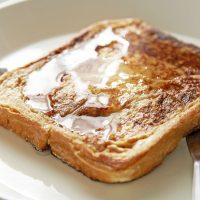 市販の紙パック紅茶を使えば簡単!「ミルクティーフレンチトースト」