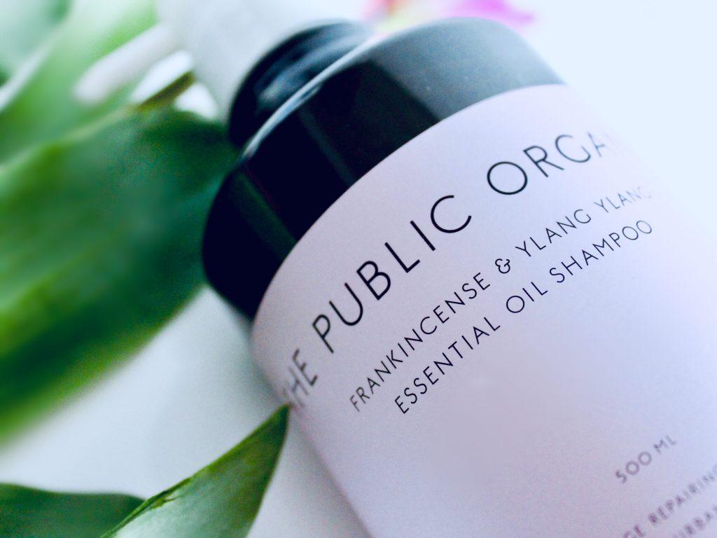 """香りで幸せを感じる朝の儀式。最新の""""香る""""ヘアケア「THE PUBLIC ORGANIC」"""