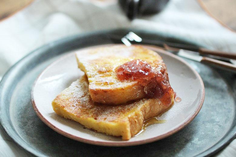 朝起きて15分で食べられる!時短でふっくら「フレンチトース」のコツ