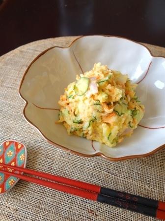 混ぜるだけで簡単☆ポテトサラダ by:Y'sさん