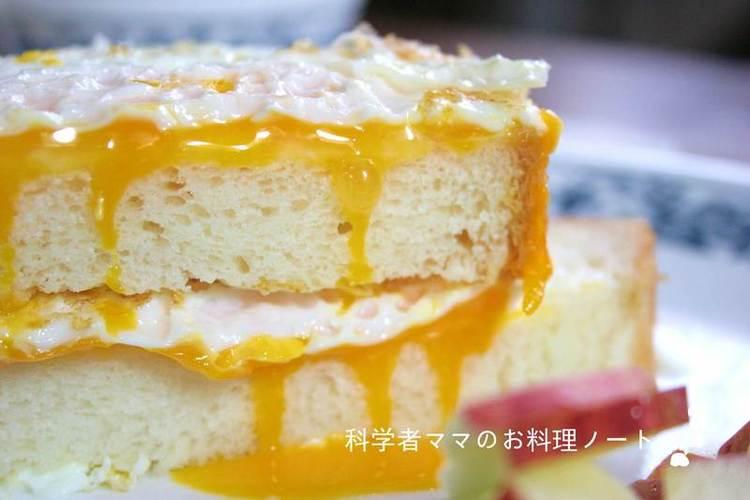 目玉焼きパン nickyさん