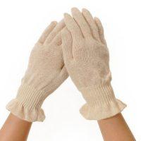 眠る間に手肌しっとり!手間いらずのハンドケア名品「麻福ヘンプおやすみ手袋」