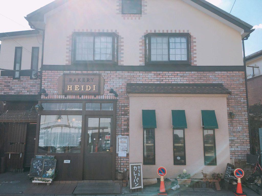 【千葉】店名の由来はあのアニメ!朝から元気になれるパン屋さん「ベーカリーハイジ」