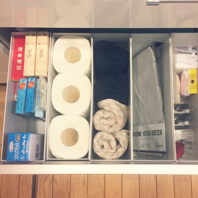 入れるモノ自由自在!無印良品のロングセラー「ファイルボックス」の使い方