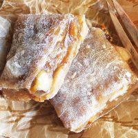 レンジ10分で作れる和菓子!もっちり美味しい「ドライフィグとくるみのゆべし」