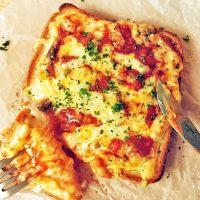 簡単なのにおいしい!ヘビロテしたくなる「食パン」アレンジレシピ4選