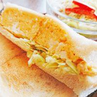 【大阪】分厚いっ!厚焼きタマゴサンドでお腹いっぱいモーニング@SUNNY CAFE