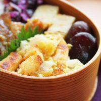 水分が出にくい優秀お弁当おかず!簡単でおいしい「油揚げと白菜のごま和え」