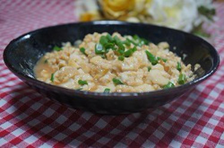 簡単炒り豆腐 by:ひだまりさん