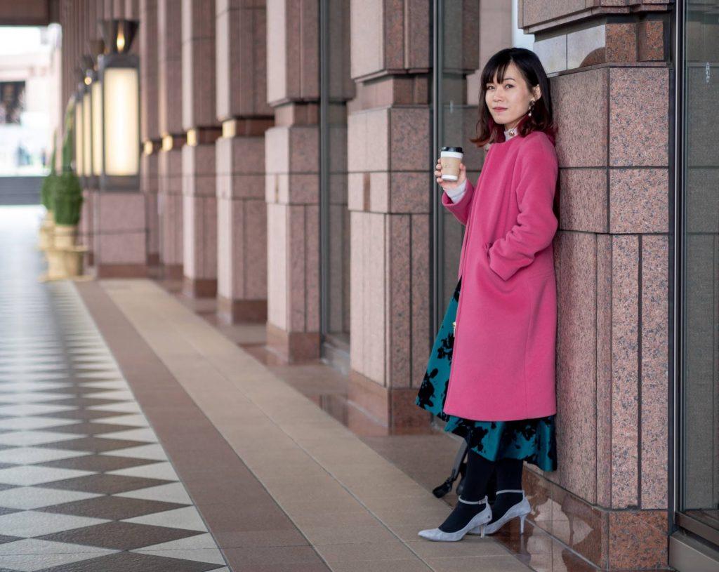 朝活コミュニティ「朝渋」メンバーの平 理沙子(@riiiii_moo)さん