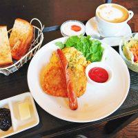 【大阪】もちもち厚切りトーストも!8種から選べる贅沢モーニング@大山珈琲