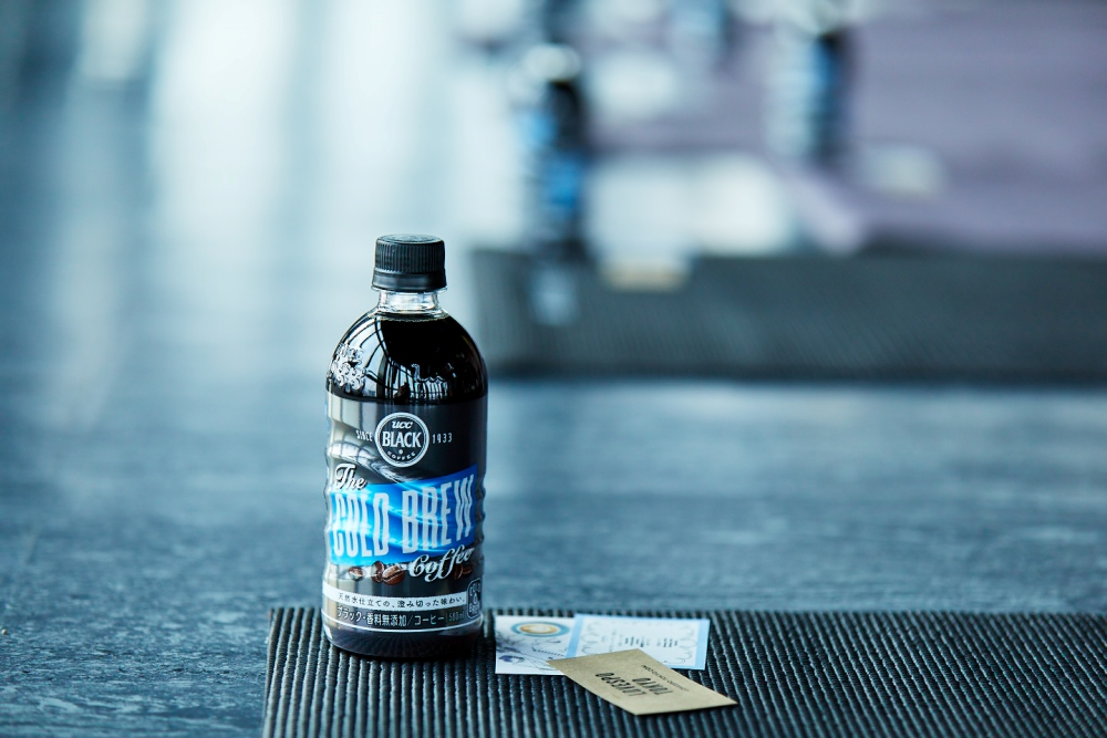 UCC BLACK COLD BREW
