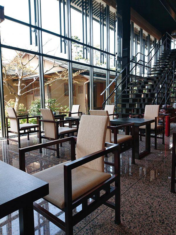 【大阪】古墳をのぞむカフェで味わう!贅沢「厚切りトースト」朝食@江久庵