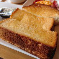 【大阪】仁徳天皇陵のそばで味わう!贅沢「厚切りトースト」朝食@江久庵