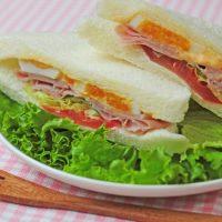 手軽に買えてボリューム◎「ローソン」のサンドイッチが美味!